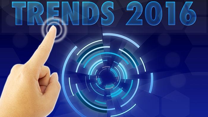 Web Marketing Trends in 2016