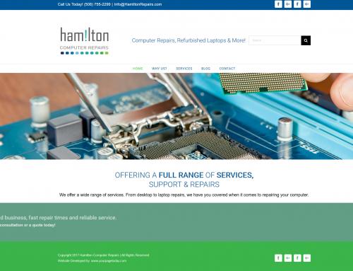 Hamilton Computer Repairs