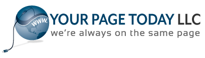 Your Page Today LLC | A Custom Massachusetts web development company Logo