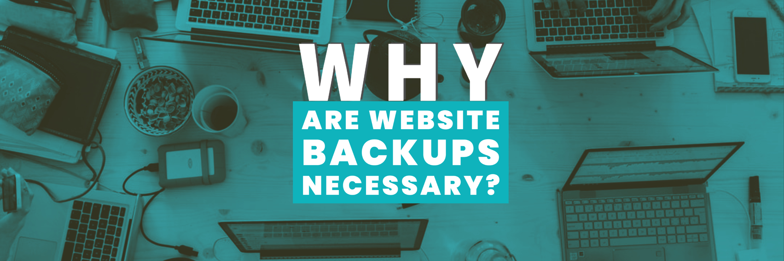 Why Are Website Backups Necessary?